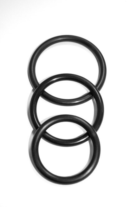 Sportsheets Sex & Mischief Nitrile Cock Ring 3 Pack