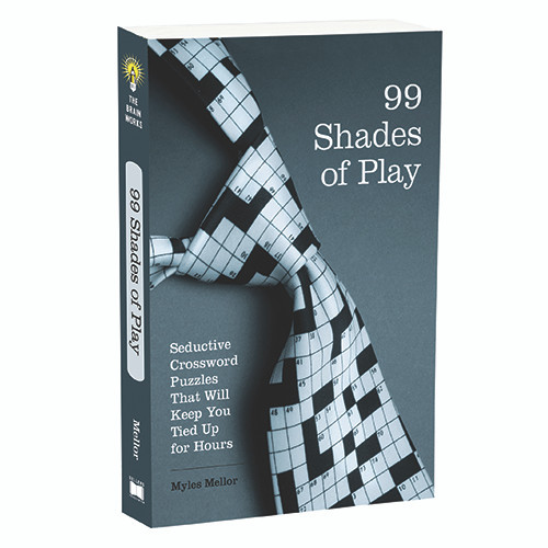 99 Shades of Play Crosswords by Myles Mellor