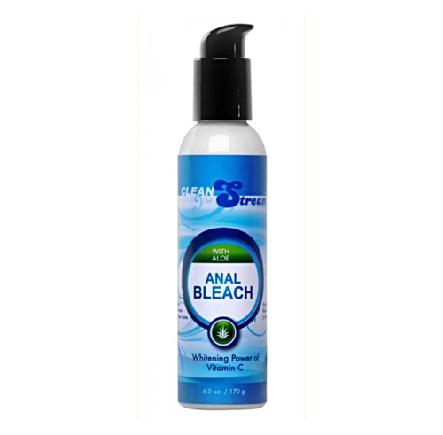 Buy the Anal Bleach with Vitamin C and Aloe 6 oz - XR Brands CleanStream