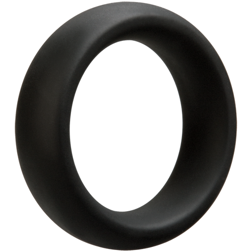 Doc Johnson OptiMALE Silicone 45mm C-Ring Erection Enhancer Black
