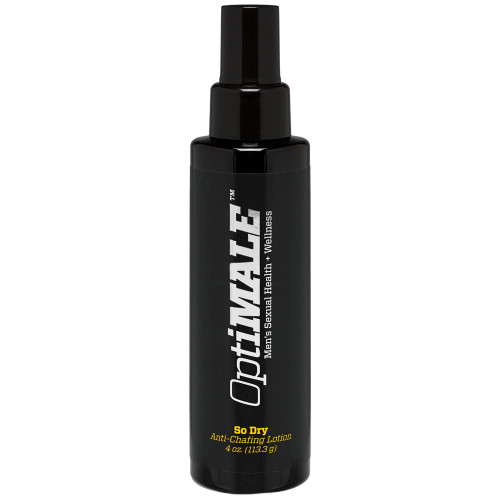 OptiMALE So Dry Anti-Chafing Lotion 4 oz