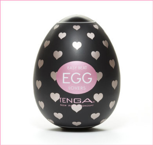 TENGA Lovers Egg Masturbator 6 Pack