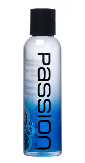 Passion Natural Water-Based Lubricant 4 oz
