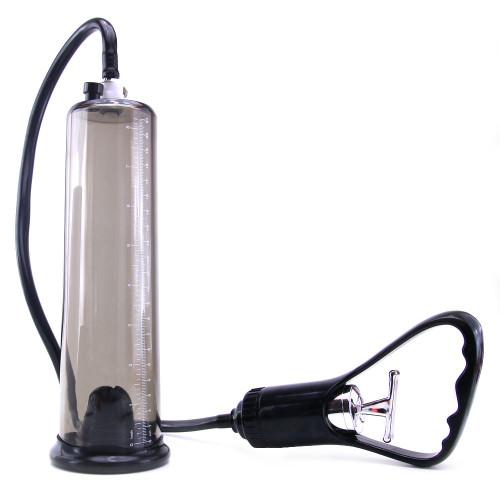 Apollo Premium Power Pump Penis Enhancer Smoke