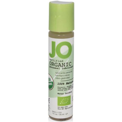 System JO USDA Certified Organic Water-based Lubricant 1 oz