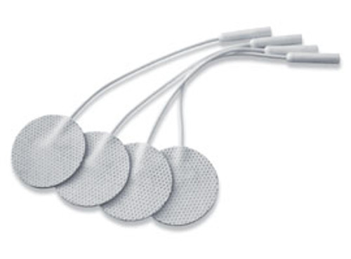 Mystim 32 mm Round Electrodes for TENS Units