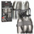Buy the Her Royal Harness The Royal Vibrating Padded Strap-On Harness & ME2 Silicone Vibe Set - Cal Exotics
