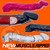 Buy the Muscle Ripped Cocksheath Penis Girth & Length Enhancer with adjustFIT Bullet Insert in Hot Pink - OXBALLS Atomic Jock