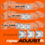 Buy the ADJUSTfit Cocksheath Bullet Inserts 3-pack in Clear - OXBALLS