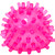 Buy the Pleasure Dot Textured Wand Massager Slip-On Head Cover Attachment in Pink - Shibari Wands Voodoo Toys