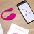 Buy the Lush 3 7-function Smartphone App-Controlled Wearable Rechargeable Silicone G-Spot & Clitoral Vibrator in Pink - Lovense
