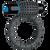 OptiMALE Vibrating C-Ring Silicone Slate