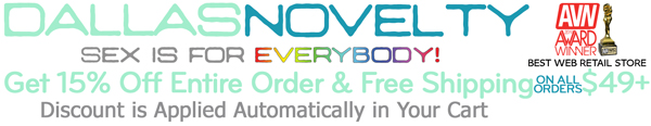 Dallas Novelty - Online Sex Toys Retailer