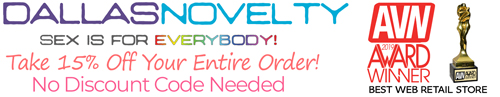 Dallas Novelty - Online Sex Toys Retailer