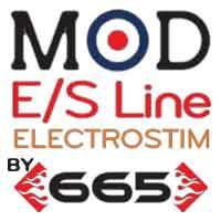 665 Leather MOD Designs E/S ElectroStim Electrosex gear