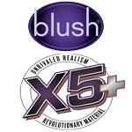 blush novelties X5 plus realistic sex toys
