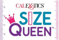 CalExotics Size Queen Realistic Flexible Jelly Dildo Collection