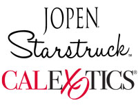 cal exotics JOPEN Starstruck luxury sex toys