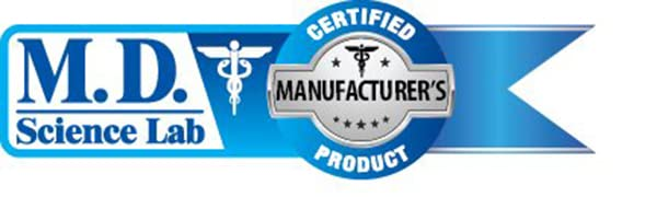 M.D. Science Lab made in the USA Premium lubricants & personal care products