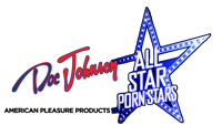 Doc Johnson All Star Porn Stars made in the USA