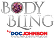 doc johnson body bling jeweled luxury silicone vibes