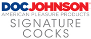 doc johnsonSignature Cocks Collection realistic dildos molded from male porn stars