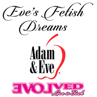 Evolved Novelties Adam & Eve Eve's Fetish Dreams bondage bdsm gear sex toys & accessories