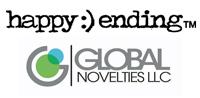 Global Novelties Happy Ending toys & gifts