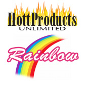 hott products rainbow gay pride sex toys and accessories