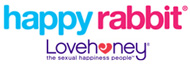lovehoney happy rabbit sex toys vibrators accessories from the UK
