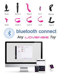 lovense bluetooth connection