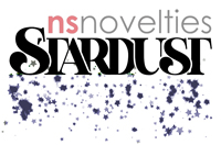 ns novelties stardust Glass & Silicone Vibrators & sex toys with colored Swarovski crystals