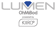 OhMiBod Kiiroo Lumen App-Controlled Buttplug with LED sex toys and accessories