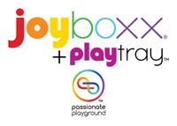 Passionate Playground Joyboxx + Playtray toy storage