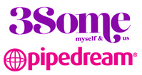 Pipedream Toys 3Some clever intimate pleasure collection