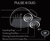 hot octopuss pulse iii duo diagram