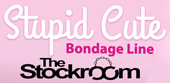 the stockroom stupid cute pink leather bondage gear collection