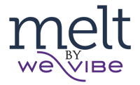 We-Vibe Melt 12-function App-controlled Rechargeable Pleasure Air Clitoral Stimulator Midnight Blue