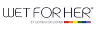 WetForHer sex toys & accessories made by women for women