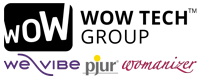 wow tech group we-vibe pjur womanizer Premium Intimate Products