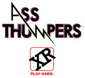 XR Brands Ass Thumpers anal toys