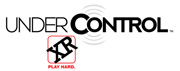 under control by xr brands remote control wireless unisex vibrators butt plugs & accessories