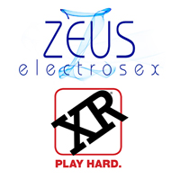 XR Brands Zeus Electrosex E-Stim Pro Vibrating & Sex Toys bdsm fetish