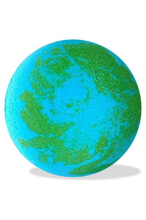 GREEN EARTH FIZZY BATH BOMB