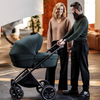 noordi luno 3 in 1 travel system forest green
