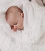 baby pom pom blanket