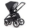 Venicci Tinum Special Edition Stylish Black pushchair