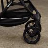 Inglesina Quid 2 Stroller in Rock Black