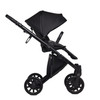 Anex Baby E Type Pram and Pushchair - Noir Eco Leather stoller