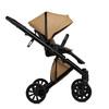 Anex Baby E Type Pram and Pushchair - Caramel pushchair